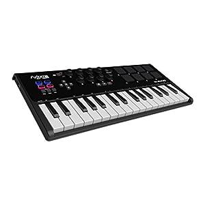 M-Audio USB MIDIキーボードコントローラー 32鍵 8パッド・8ノブ Axiom AIR Mini 32