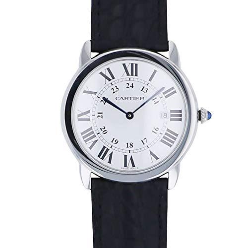 カルティエ Cartier ロンドソロ W6700255 新品 腕時計 メンズ