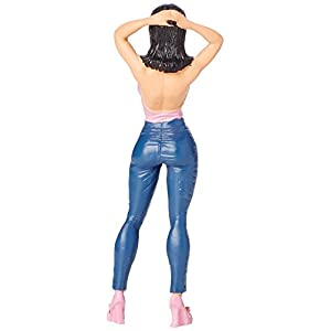 1/18 American Diorama Greezerz Girlシリーズ Maribel ホットロッド系 フィギュア 模型