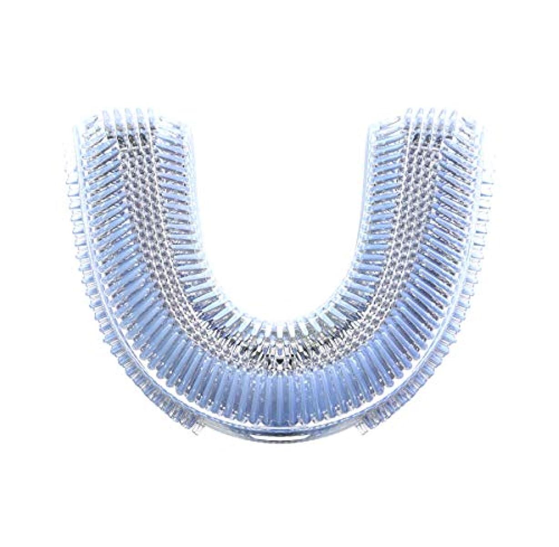 古代ペルソナ不正直GideaTech 四代目ブラシヘッド 日本製 口腔洗浄器 電動歯ブラシ 音波振動歯ブラシ用 U型ブラシヘッド