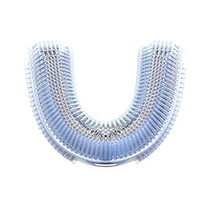 シネマ認識羊のGideaTech 四代目ブラシヘッド 日本製 口腔洗浄器 電動歯ブラシ 音波振動歯ブラシ用 U型ブラシヘッド