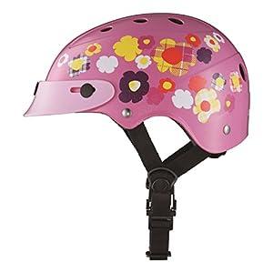 BRIDGESTONE(ブリヂストン) 幼児用ヘルメット colon(コロン) ピンク CHCH4652 B371252PK (頭囲 46cm~52cm未満)