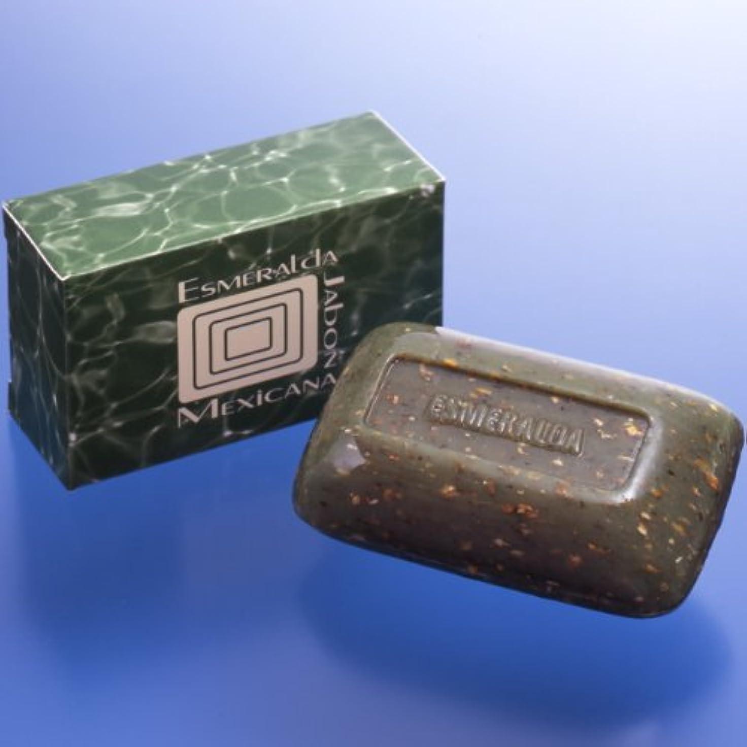 刺すミュウミュウクリスチャンメキシコで大人気のシミ取り石鹸『エスメラルダ?ハボン?メキシカーナ』