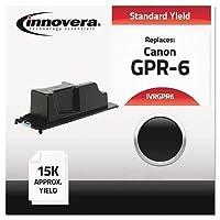 GPR6 Compatible, Remanufactured, 6647A003AA (GPR6) Toner, 15000 Yield, Black (並行輸入品)