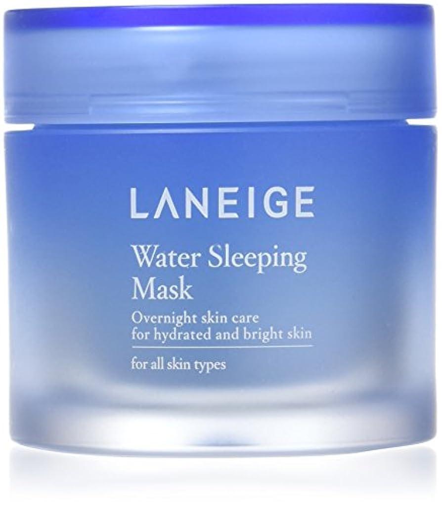 マリン揃える燃やすLANEIGE/ラネージュ ウォータースリーピング マスク 70ml/Laneige Water Sleeping Mask 70ml [海外直送品]