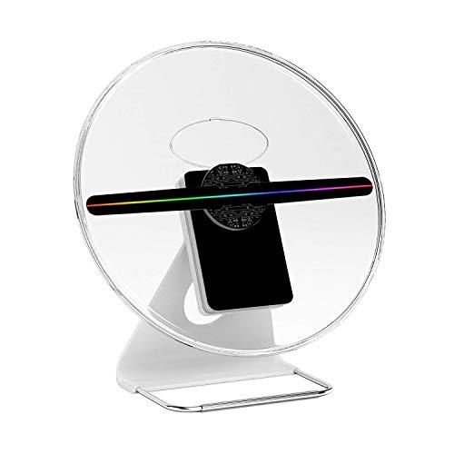 ICANZUO 3Dホログラム広告512p HD 3Dホログ...