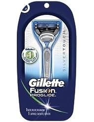 Gillette Fusion Proglide Manual SilverTOUCH 1 かみそり [並行輸入品]