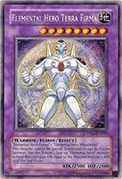 遊戯王カード Elemental Hero Terra Firma/E・HERO ジ・アース PP02-EN009SCR