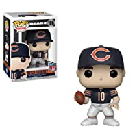 Pop NFL Bears Mitch Trubisky Vinyl Figure