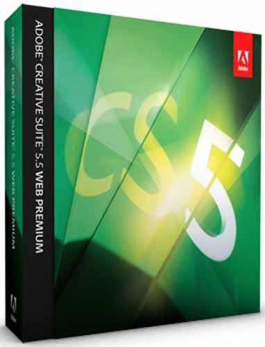 Adobe Creative Suite 5.5 Web Premium Windows版 (旧製品)
