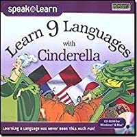 Learn 9 Languages with Cinderella [並行輸入品]