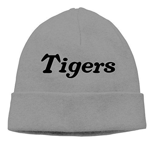メンズ レディース 阪神タイガース Hanshin Tigers ニットキャップ ニット帽 One Size グレー