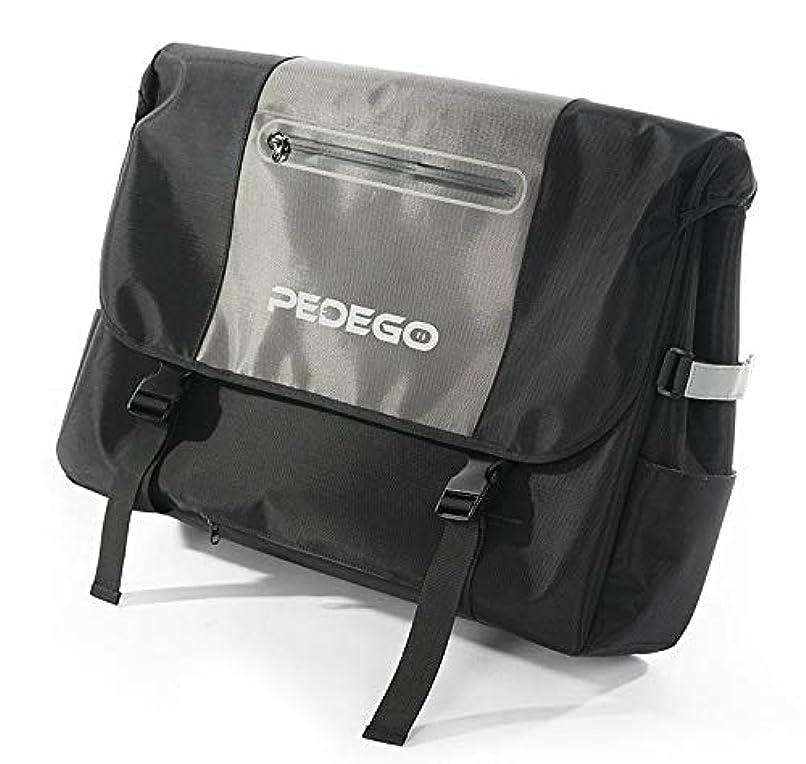 カスケードアトラス入学するPedego バイク用ストレッチカーゴバッグ