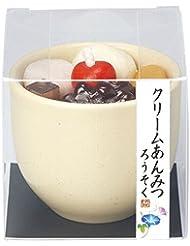 カメヤマキャンドル( kameyama candle ) クリームあんみつキャンドル