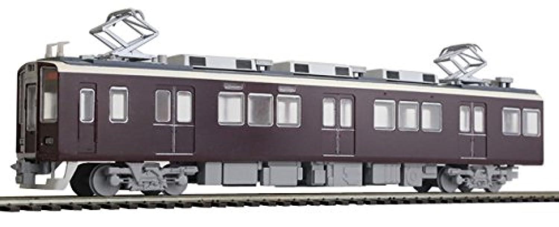 ネコパブリッシング 鉄道ホビダス 1/80 HOゲージ 阪急8000系 先頭車 (額縁前面)2両セット ディスプレイモデル 未塗装組立プラキット