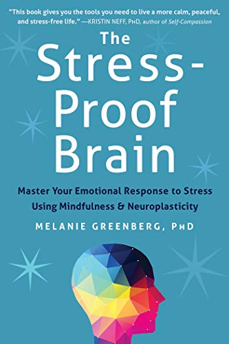 amazon co jp the stress proof brain master your emotional response