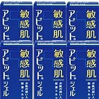 【6個】全薬工業 アピットジェルS 120mlx6個セット (4987305034625)