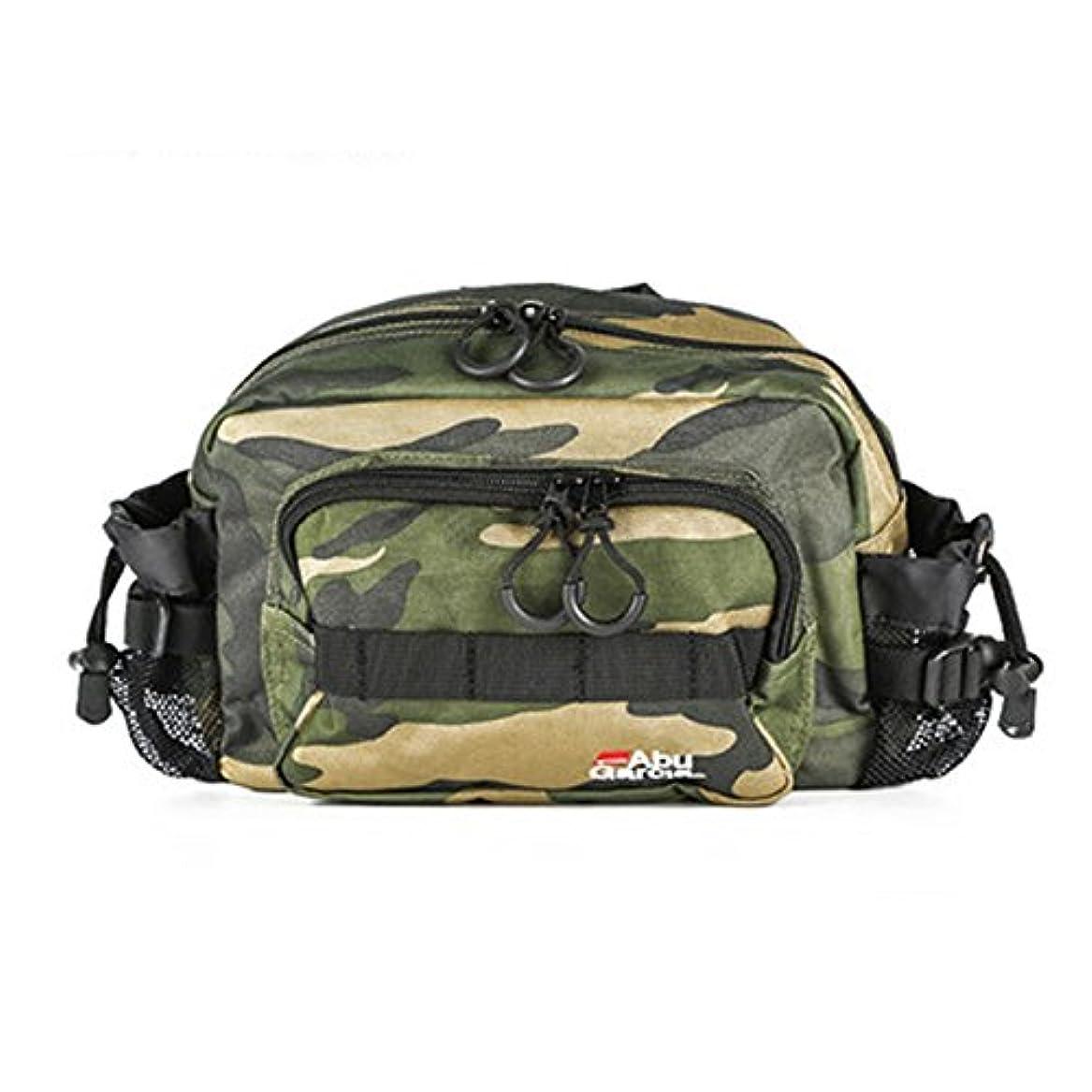 の頭の上発見するマングルOchoos 600D ポリエステル防水フィッシングウエストバッグ 多機能釣りバッグ タックル 2色 タックルボックス バッグ