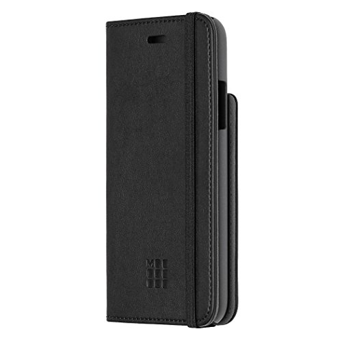 モレスキン iPhone X ケース クラシック ブックタイプ ブラック MO2CBP8BK