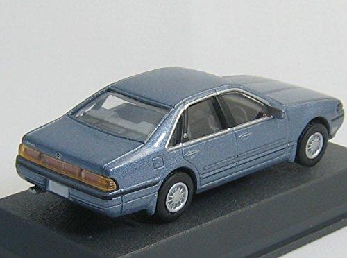 コナミ 1/64 Car of the 80's EDITION BLUE 日産 セフィーロ 型式A31 1988 コバルトブルー