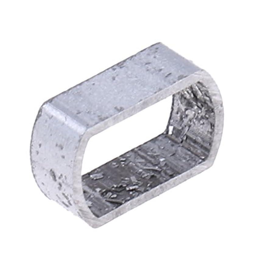 口径オーケストラ規模DYNWAVE 釣巻き枠のドルの部品のコンバーターの穴5mmx8mmから4mmx7mmの銀色