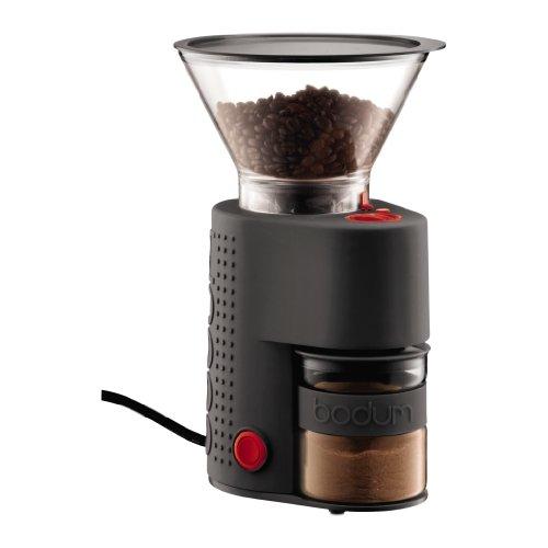 bodum コーヒーミル BISTRO 電気式コーヒーグライン...