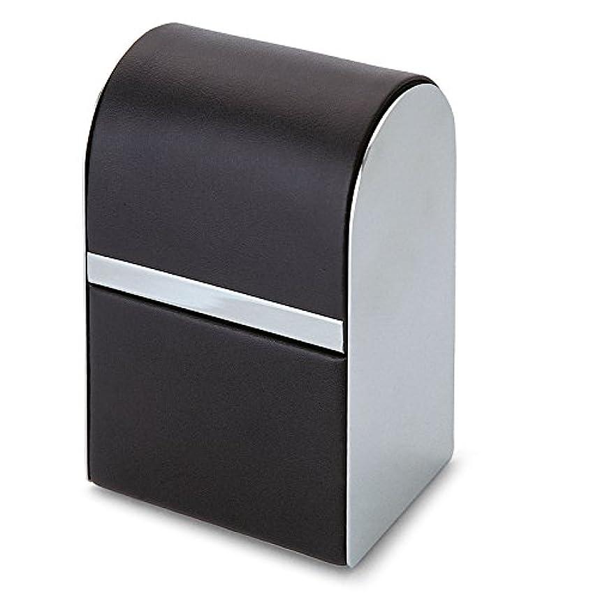 防衛十二ペンPhilippi Giorgio メンズ身だしなみキット 7pcsセット leather stainless polished