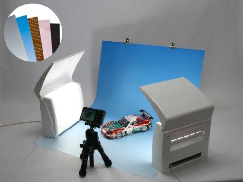 フォトラ PHOTOLA 商品撮影用機材 背景紙充実セット (日本製) PH004