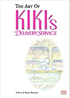 Art of Kiki's Delivery Service (Kiki's Delivery Service Film Comics)