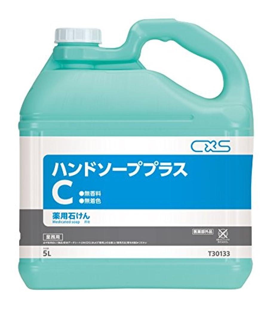 印象的な中毒委託【大容量】 シーバイエス ハンドソープ?プラスC 5L 業務用