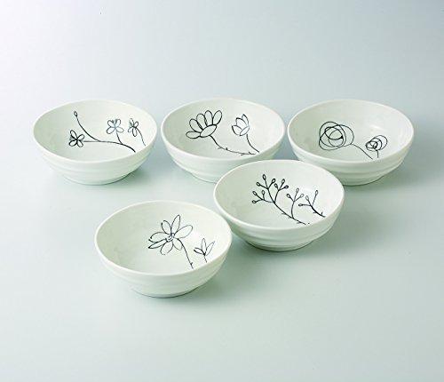 モダンフラワー 小鉢 セット 美濃焼