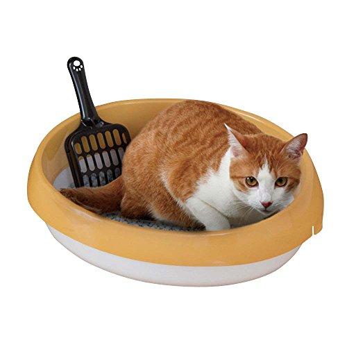 アイリスオーヤマ ネコのトイレ390 P-NE390 三毛