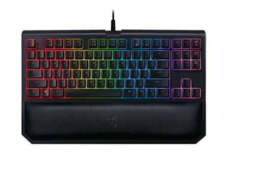 Razer(レイザー)『BlackWidow Tournament Edition Chroma V2 ORANGE SWITCH(RZ03-02190700-R3M1)』