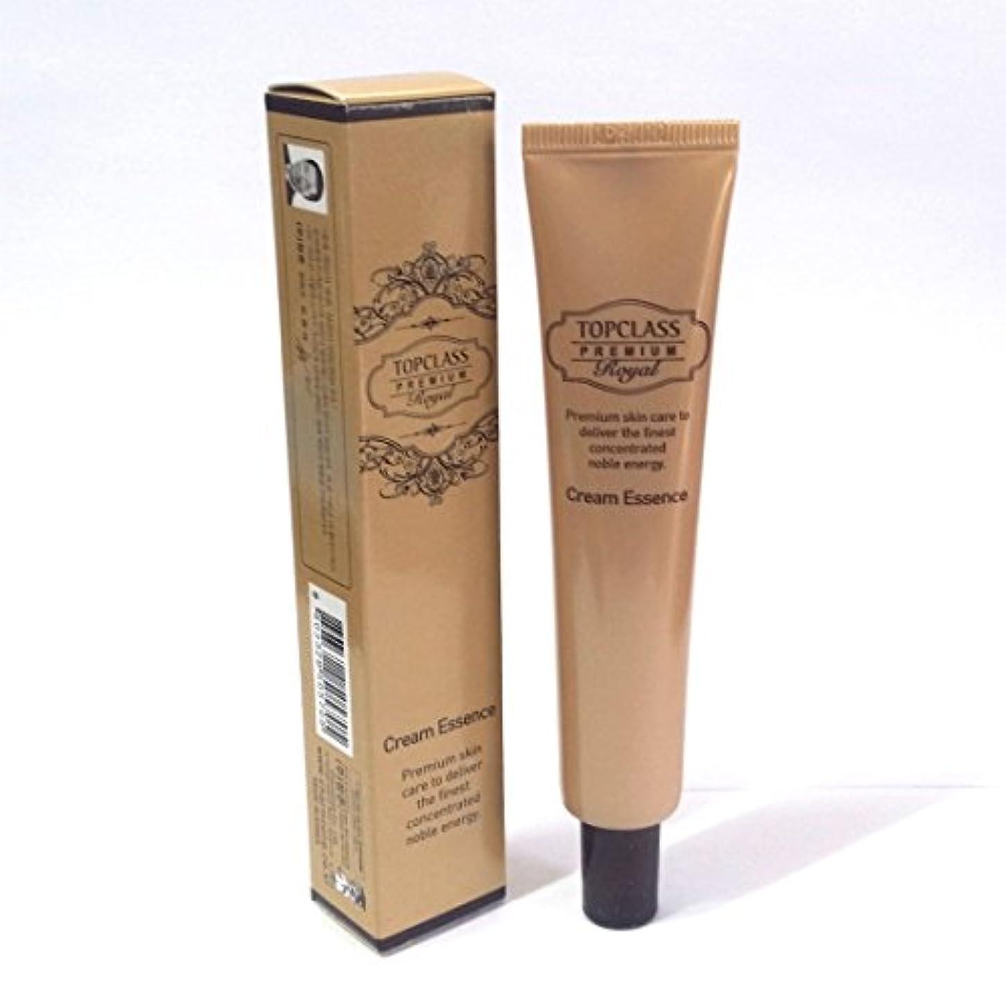 生息地ライトニング塩辛い[TOPCLASS] プレミアムロイヤルクリームエッセンス30ml /Premium Royal Cream Essence 30ml/レジリエント&モイスチャー&スージング/韓国の化粧品 / Resilient & Moist & Soothing/ Korean Cosmetics (6EA) [並行輸入品]