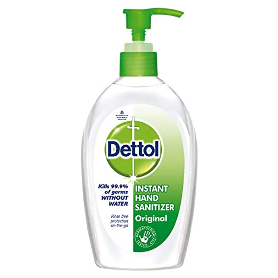 やめるネーピア純粋なDettol Instant Hand Sanitizer - 200 ml