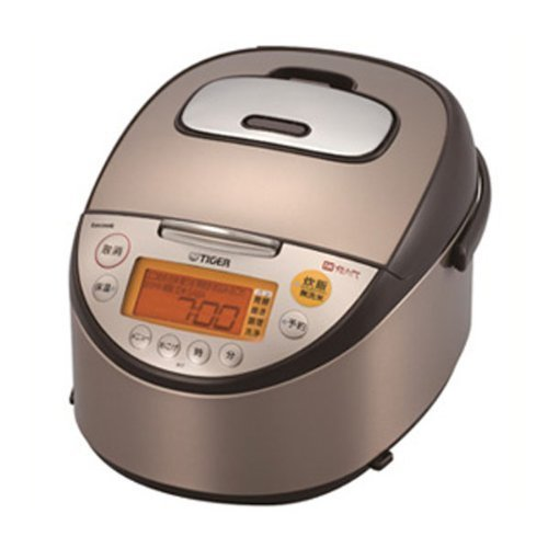 RoomClip商品情報 - タイガー IH炊飯器 「炊きたて」 5.5合 tacook ブラウン JKT-S100T