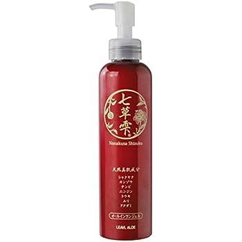 フタバ化学 化粧水 保湿 九州 温泉 浴場 乳液不要 七草雫オールインワンジェル