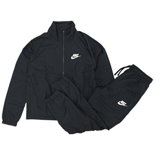 ナイキ セットアップ メンズ ウーブン ベーシック トラックスーツ ジャケット アンド パンツ