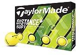 テーラーメイド(TAYLOR MADE) Distance+Soft(ディスタンスプラス ソフト) 12P M7186101 イエロー