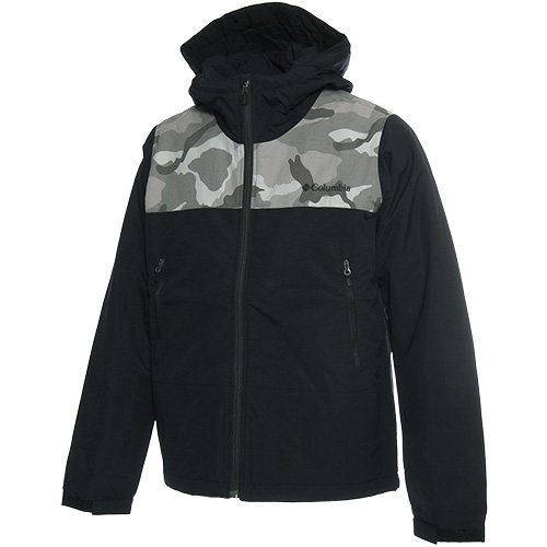 [해외]콜롬비아 미로 캐년 패턴 드 재킷 012 | BlackGharcoalCamo PM5383/Columbia Labyrinth Canyon Patterned Jacket 012 | BlackGharcoalCamo PM 5383