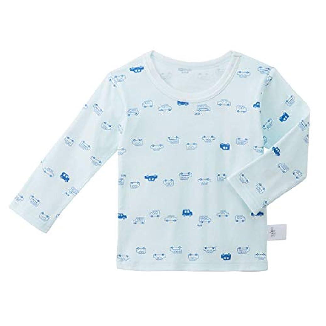 ブランチについて放散するミキハウス (MIKIHOUSE) Tシャツ 10-2497-456 男の子 80cm~130cm