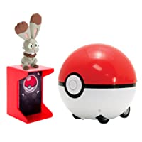 Pok�mon Catch N Return Pok�ball Bunnelby + Pok� Ball