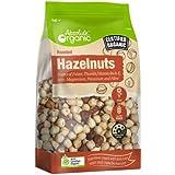 Absolute Organic Roasted Hazelnuts, 250g