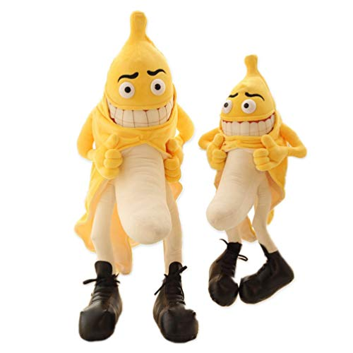 バナナ ぬいぐるみ プレゼント ふざけ 特大 人形 リアル 大きい もちもち ふわふわ 洗える 抱き枕 おもちゃ 赤ちゃん 女の子 男の子 子供 大人 ぬいぐるみ 新年 贈り物 お祝い 誕生日 店 80CM