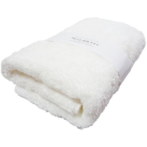 """[해외]이마 바리 타월 목욕 타월 """"부드러운 피부""""목표로 한 것은~ 부드러운 부드러운 일본./Imabari Towel Bath Towel """"Soft skin"""" aimed at soft~ soft Japan."""