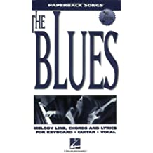 The Blues: Melody/Lyrics/Chords (Paperback Songs)