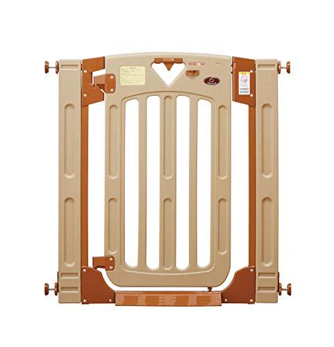 日本育児 ベビーゲート ペットゲート スマートゲイト II 6ヶ月~24ヶ月対象 扉開閉式の突っ張りゲート 幅木よけつき