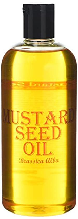 無法者プランテーション基本的なMystic Moments | Mustard Seed Carrier Oil - 500ml - 100% Pure