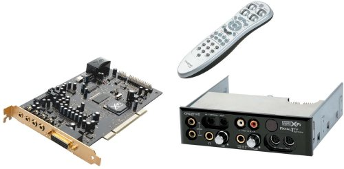 Creative Sound Blaster X-Fi Platinum Fatal1ty Champion Series SB-XFI-PLFCS