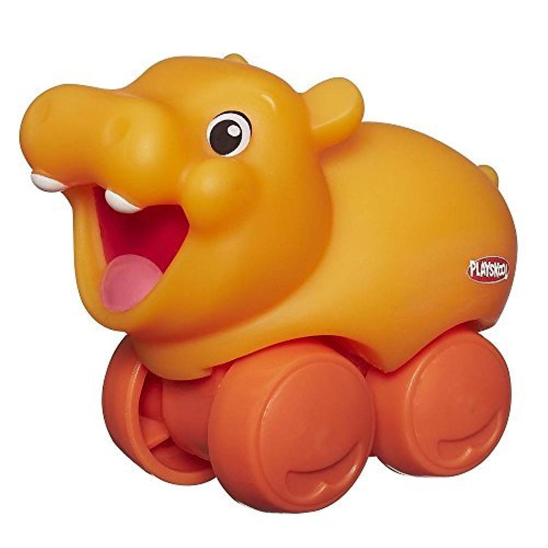 Playskool Mini Wheel Pals Hippo Vehicle